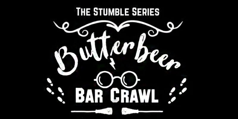 Witchy brews and other spirits will be available at the Butterbeer Bar Crawl in Toronto, Canada.