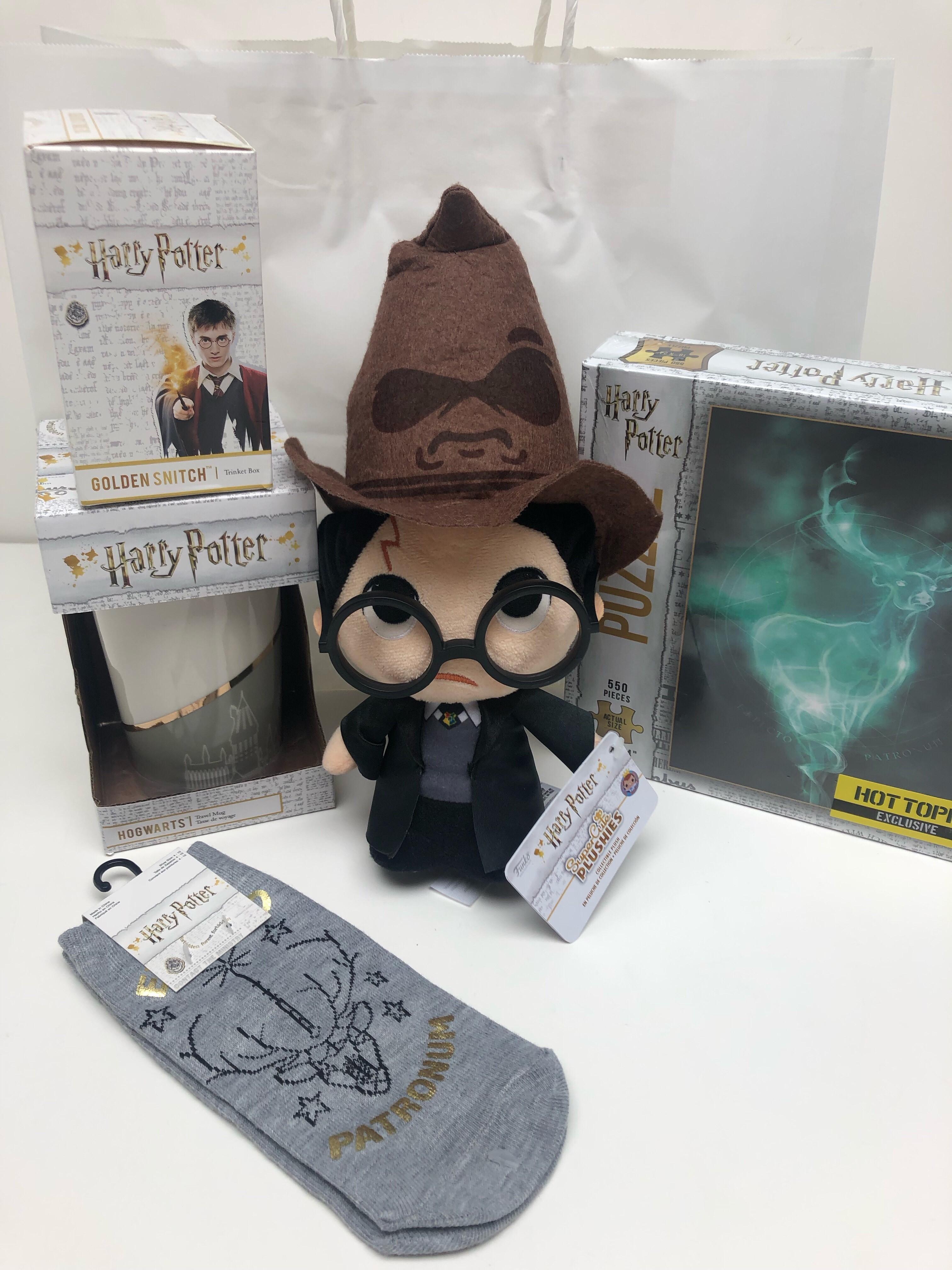 #DiscoverHogwarts prize pack