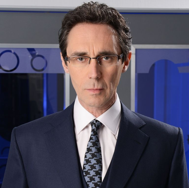 """Guy Henry is pictured in his """"Holby City"""" role as Henrik Henssen."""
