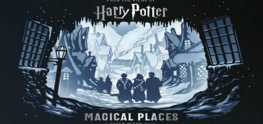 Harry Potter: Magical Places Cover Page