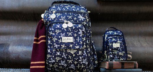 The magical new print in the new Harry Potter themed Jujube Collection