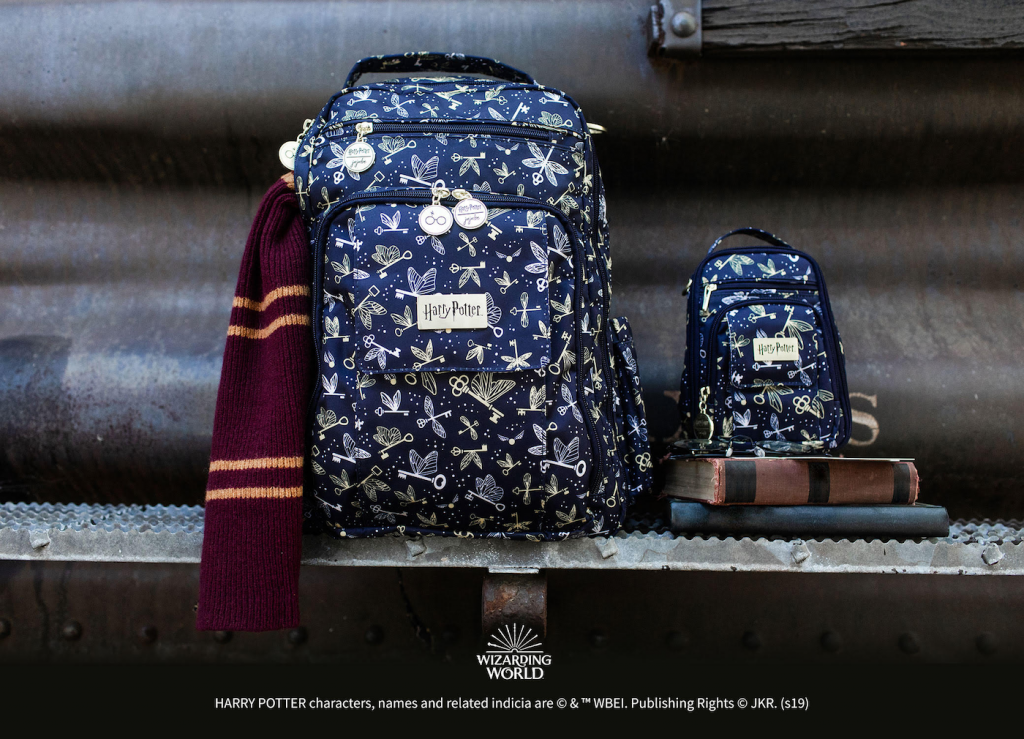 You can find the Flying Keys print in a multitude of bag styles from Jujube