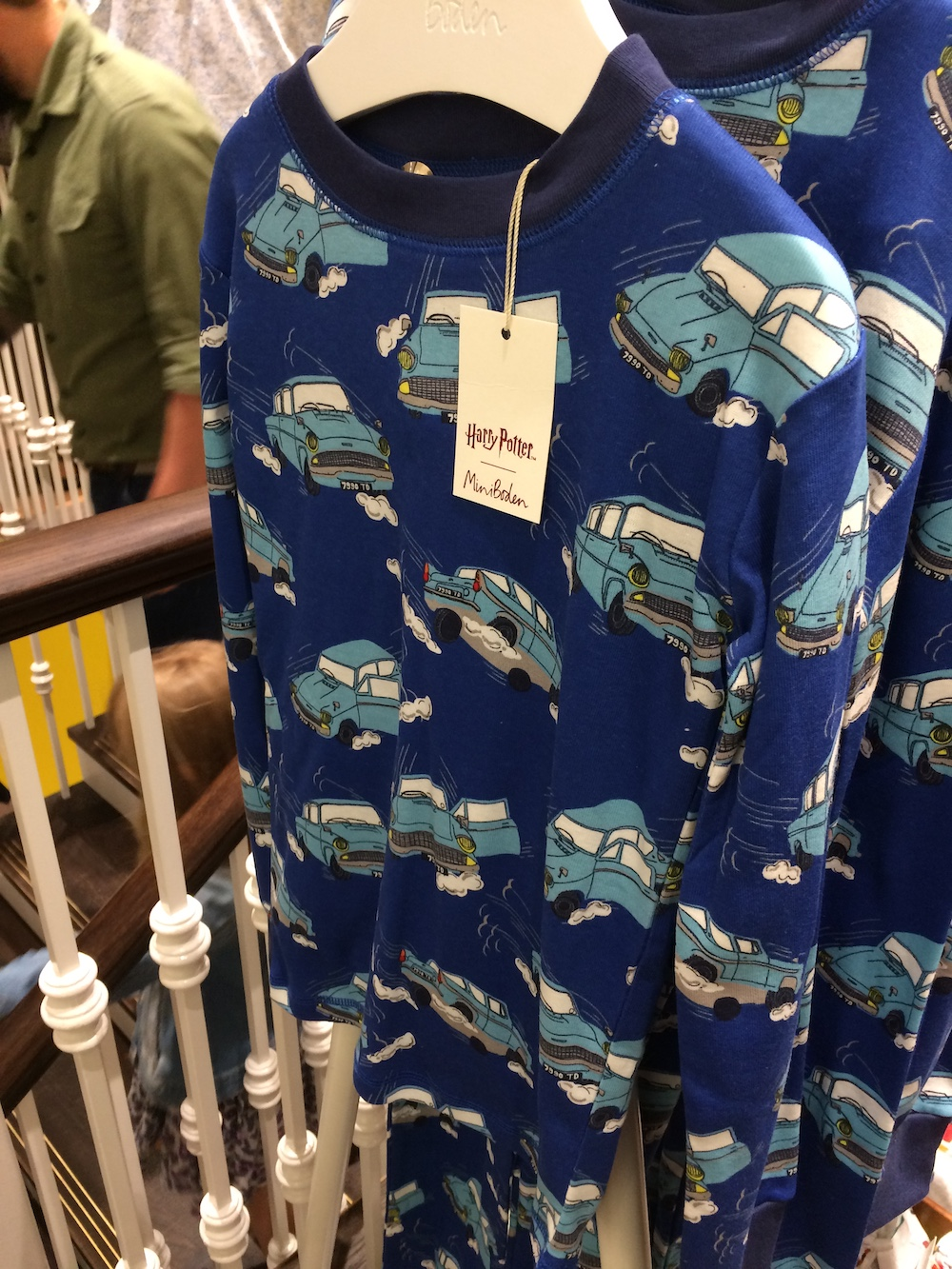 """Relive an iconic """"Harry Potter and the Chamber of Secrets"""" moment with these pajamas."""