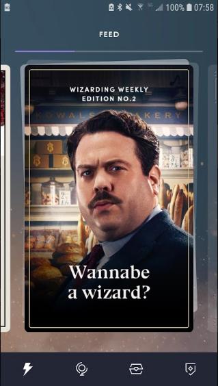 """Wizarding Weekly"" fanzine"