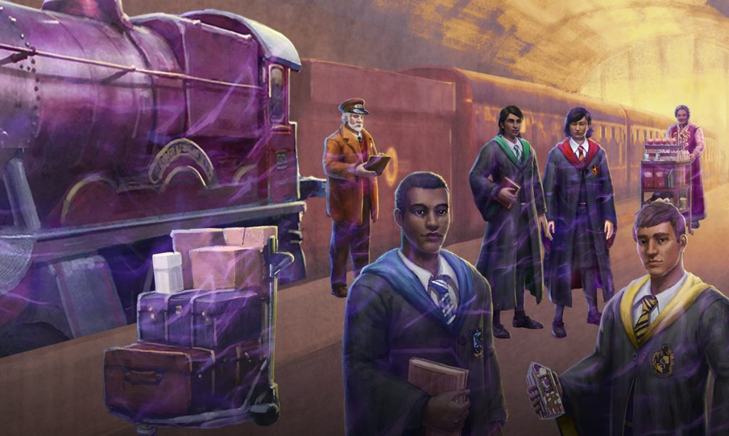 """Harry Potter: Wizards Unite"" is in the midst of another Brilliant Event: ""Back to Hogwarts."""