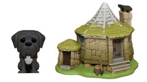 Picture of Funko Pop Town figure - Hagrid's Hut with Fang