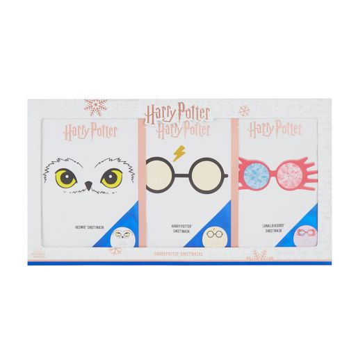 This set of three face masks is priced at £10.