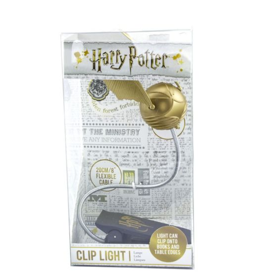 There's no need for the Wand-Lighting Charm with this clip light, which is priced at £14.