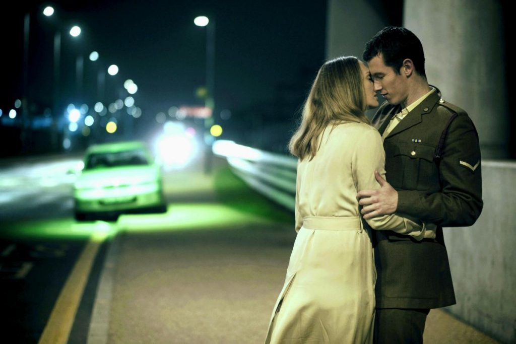 "Callum Turner is pictured in a still from ""The Capture""."