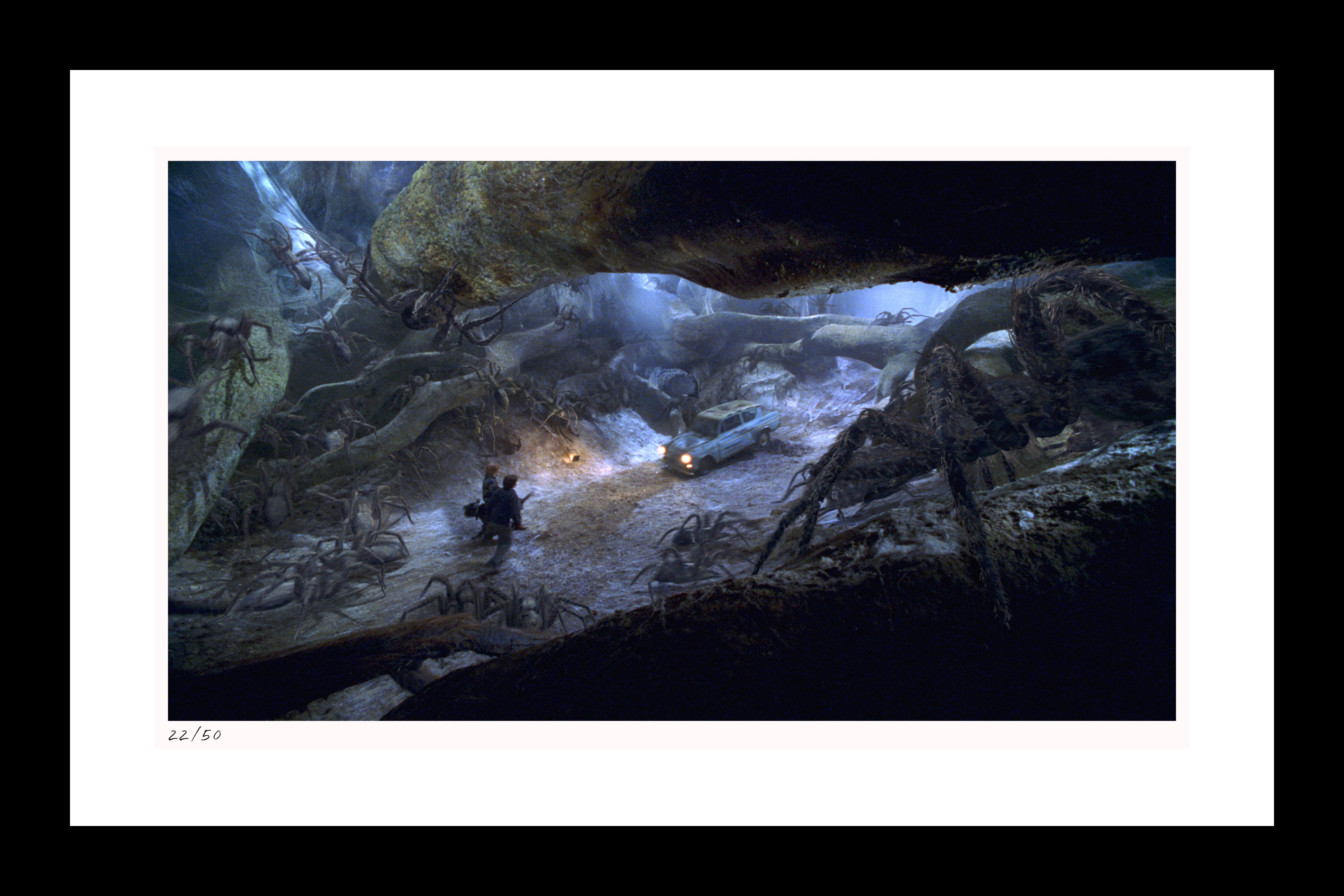 """Classic Stills """"Aragog's Lair"""""""
