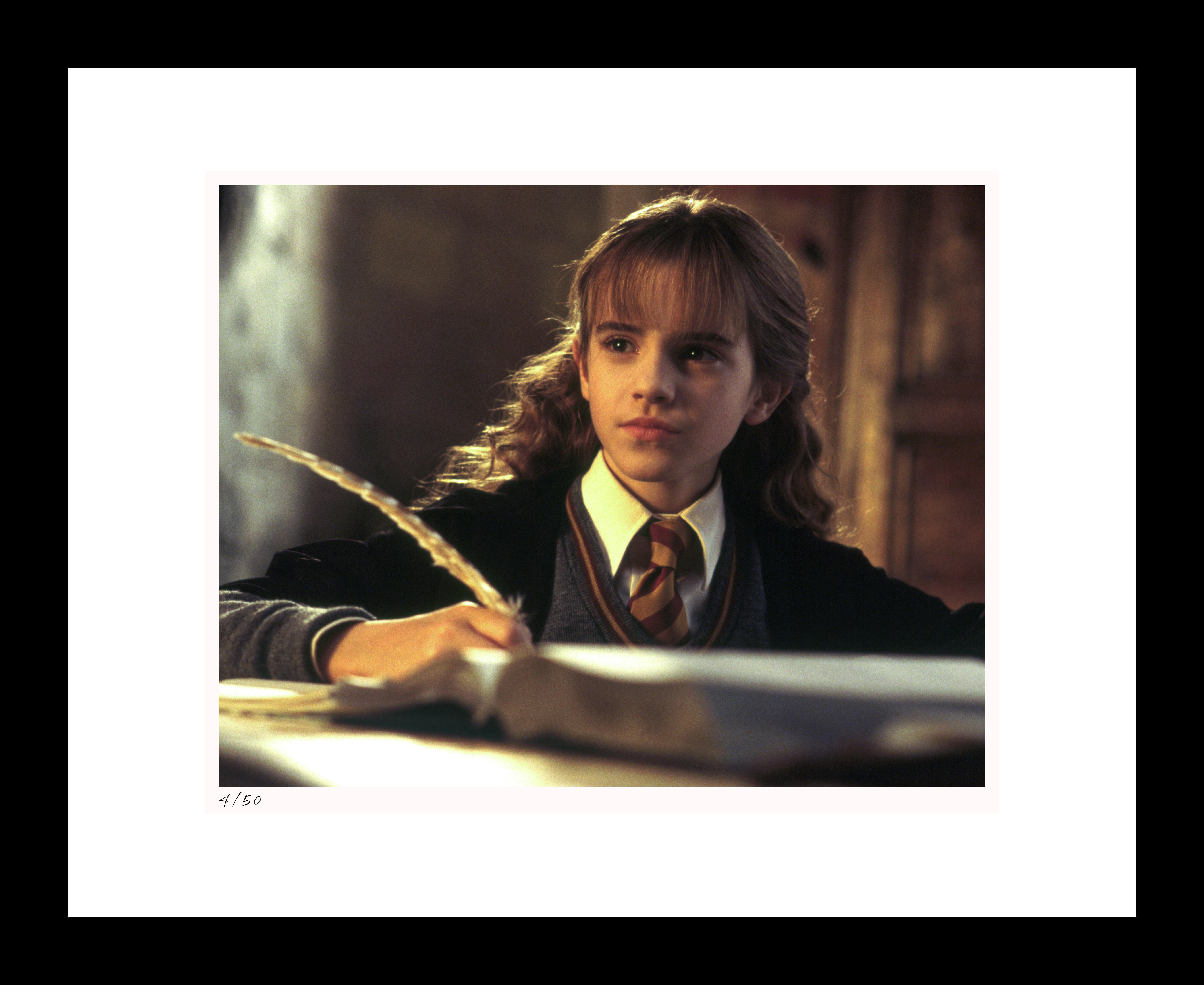 "Classic Stills ""Hermione Doing Homework"""
