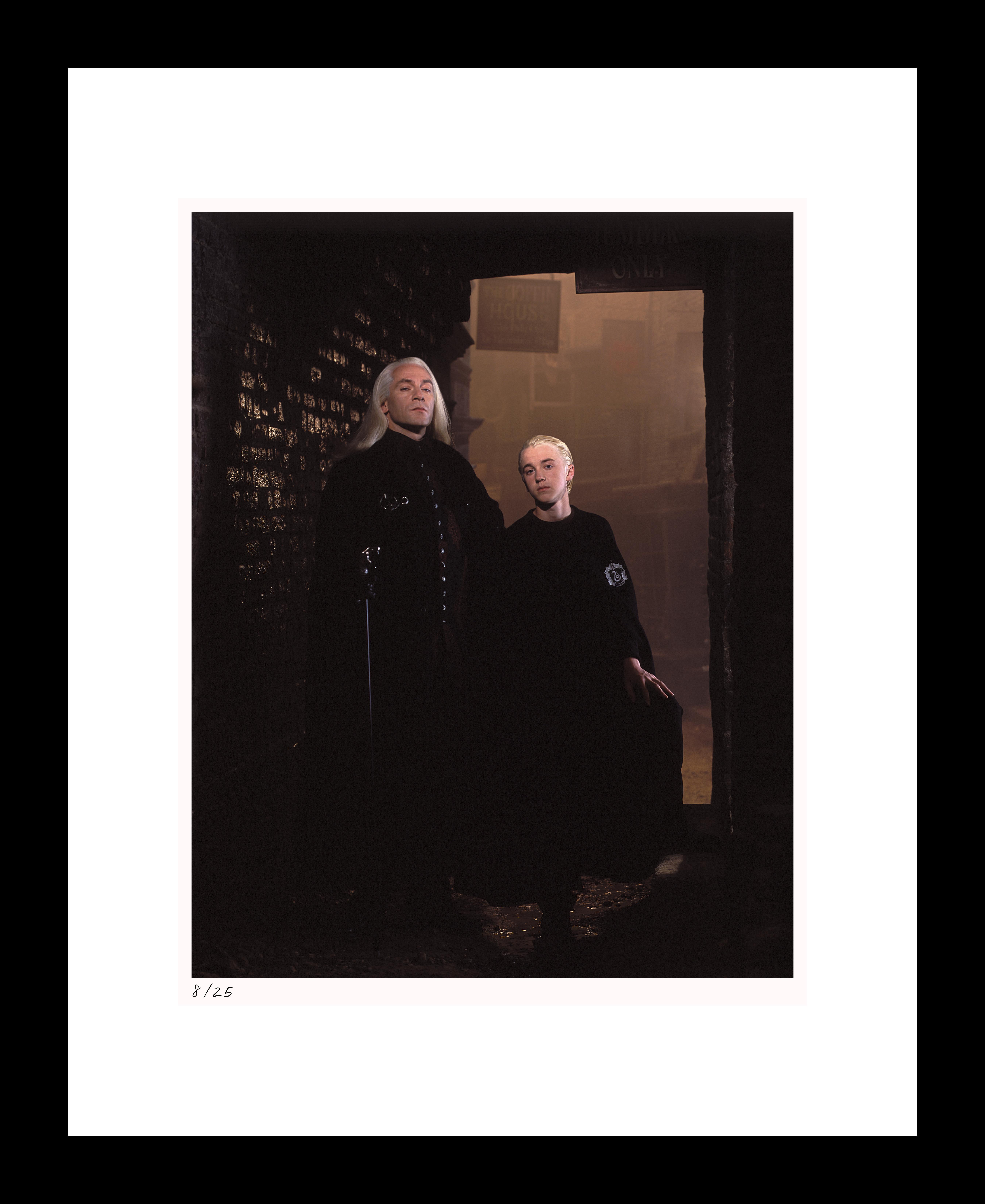 """Classic Stills """"Lucius and Draco"""""""
