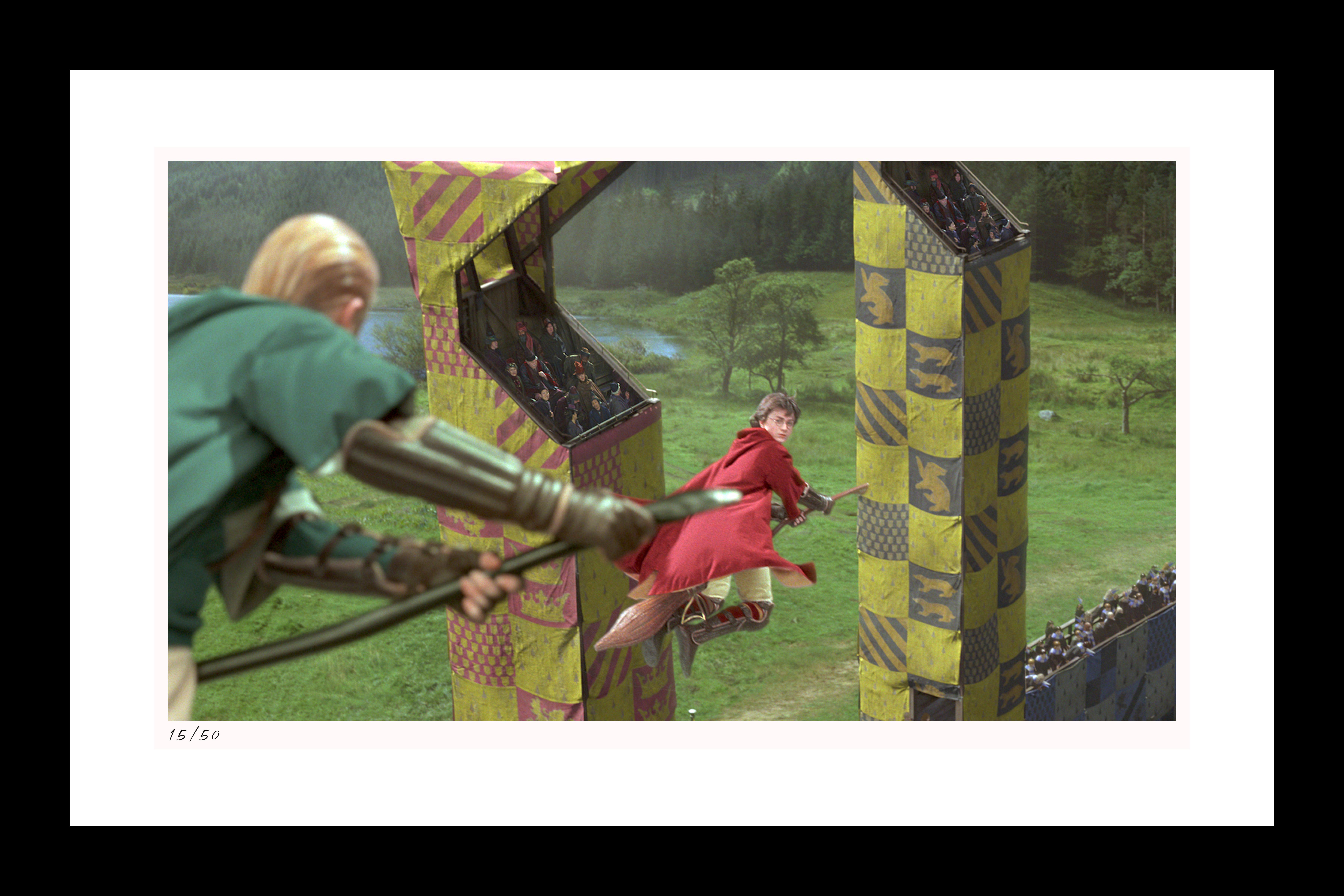 """Classic Stills """"Quidditch"""""""