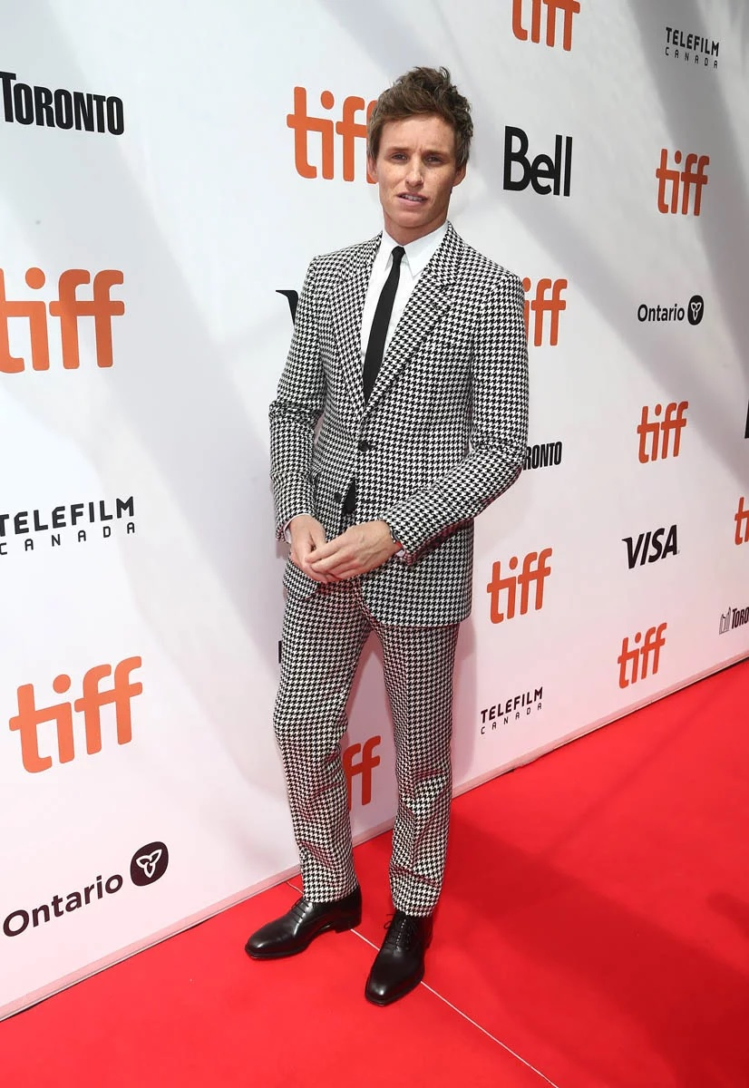 Eddie Redmayne has hands down the coolest suit collection on the planet, as evidenced by another triumph at the Toronto International Film Festival.