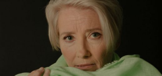 Dame Emma Thompson for the New York Times