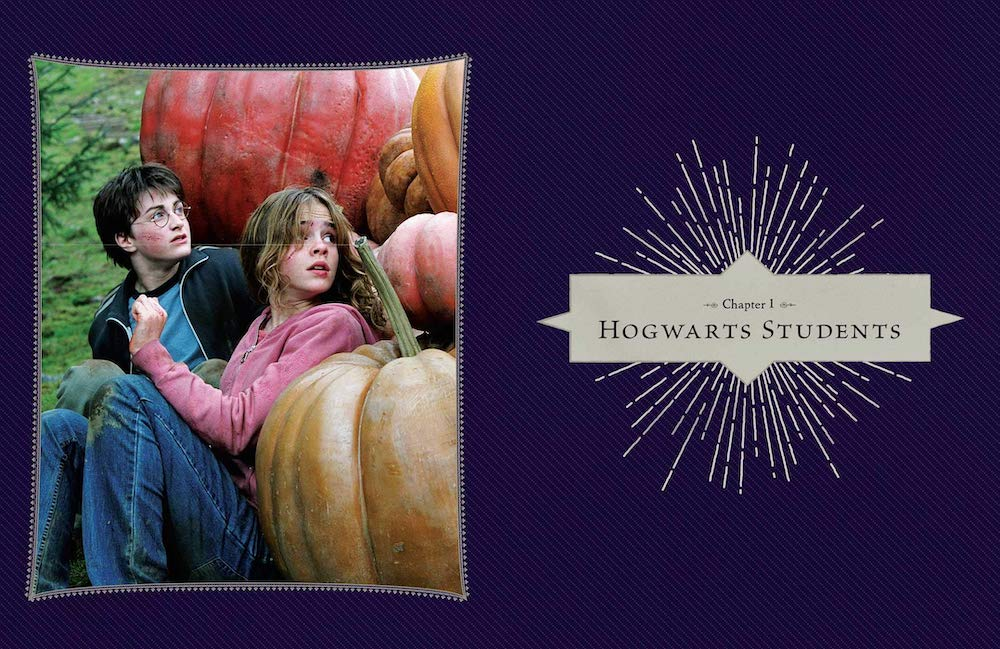 """In addition to costume design, this volume will take a look at character development across the """"Potter"""" films."""