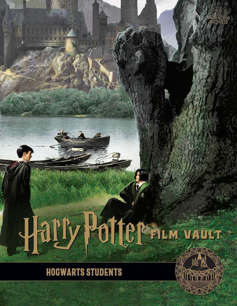 Currently available for preorder, the fourth volume is all about Hogwarts students.