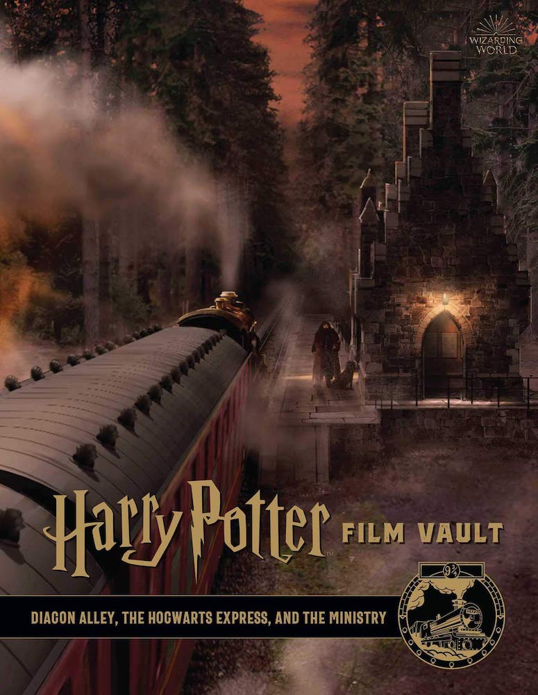 The second volume in the collection is all about locations in the wizarding world.
