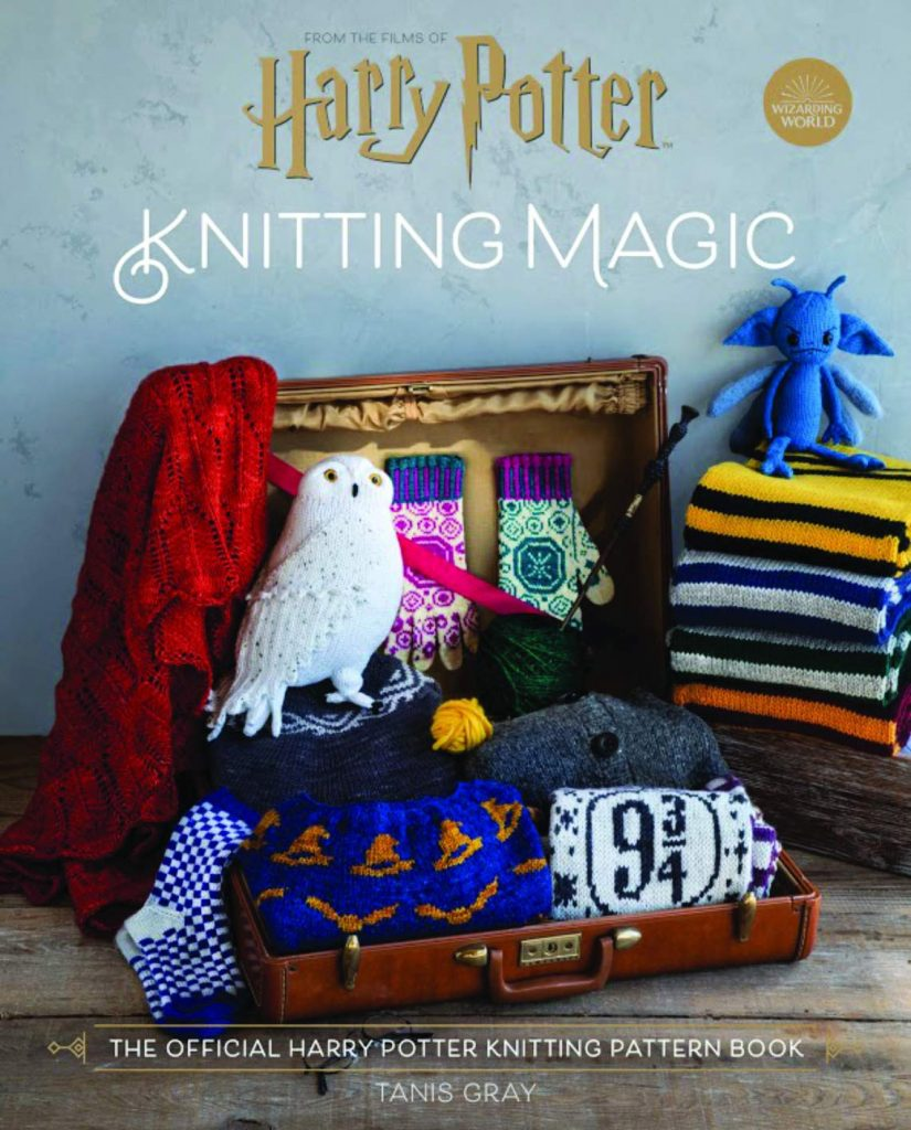 """Harry Potter: Knitting Magic"" will allow you to craft items such as House scarves and Molly Weasley's Christmas jumpers."