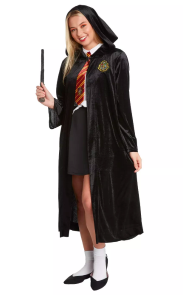 Hogwarts Robe costume from Target