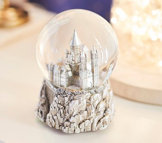 This decorative Hogwarts Castle snow globe is available for $69.