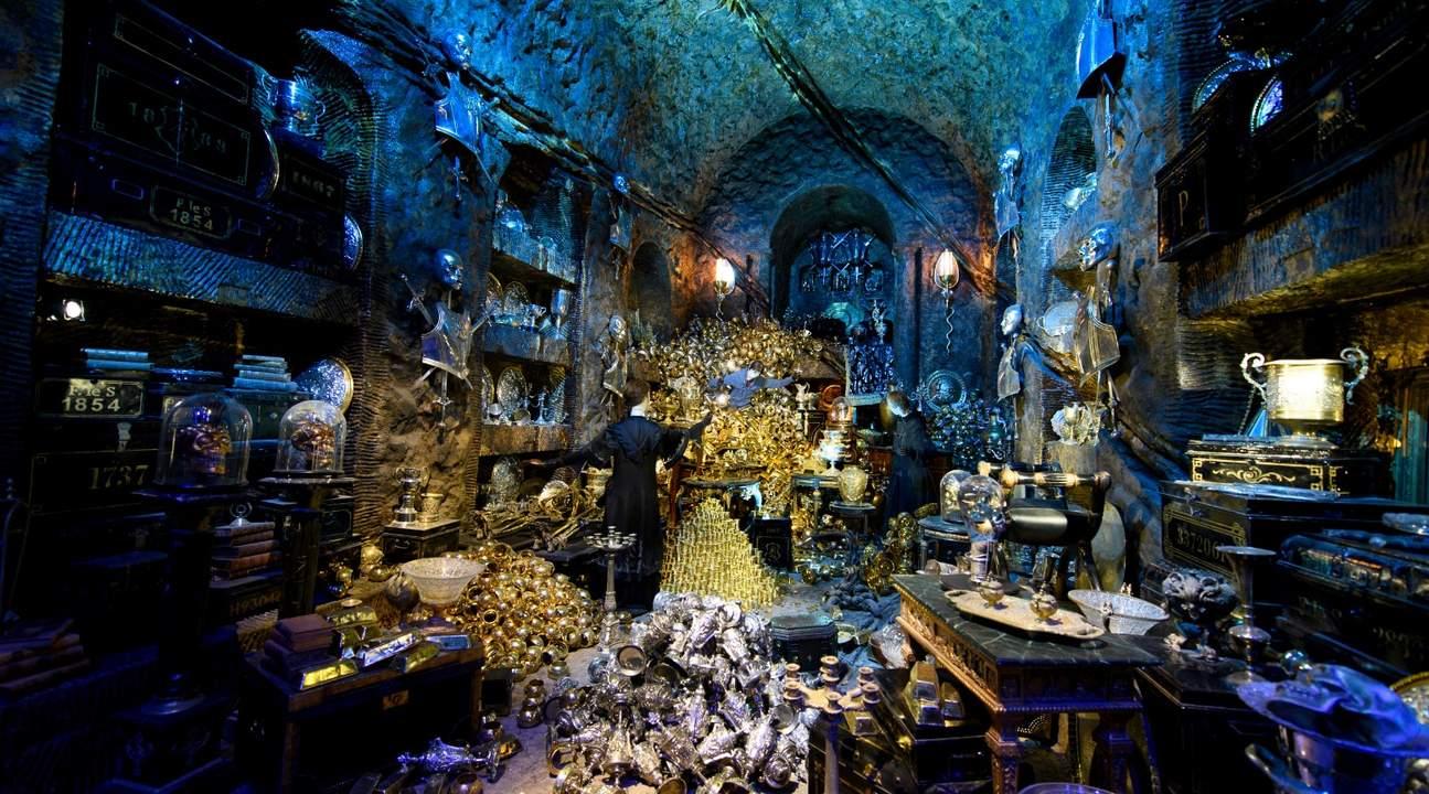 Klook Experience – Warner Bros. Studio Tour, Gringotts vault