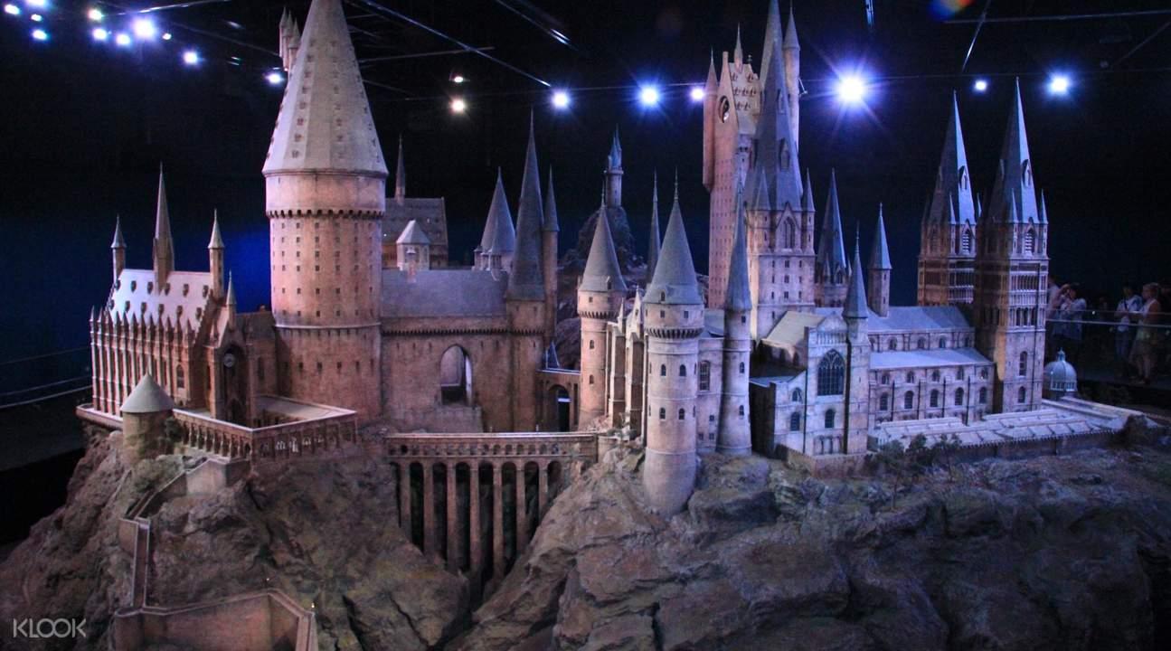 Klook Experience – Warner Bros. Studio Tour, Hogwarts castle