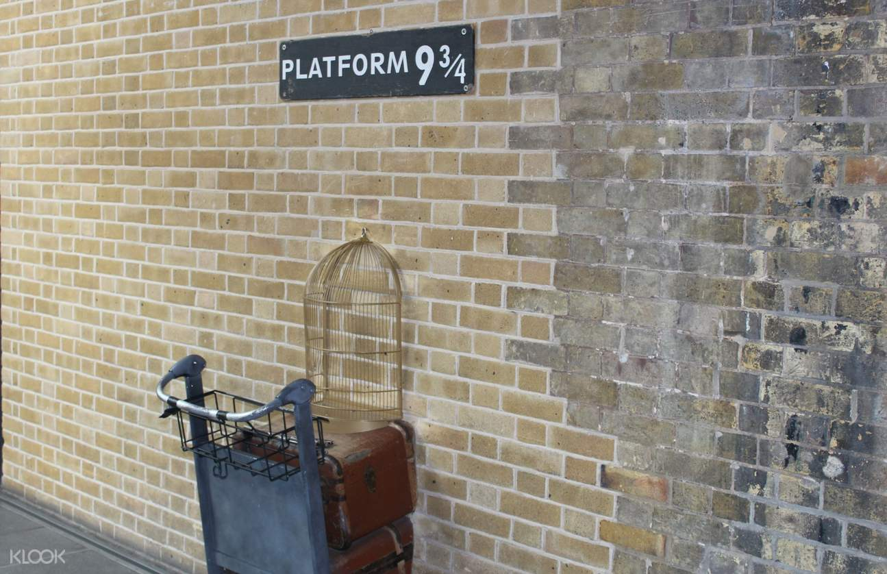 Klook Experience – King's Cross Station
