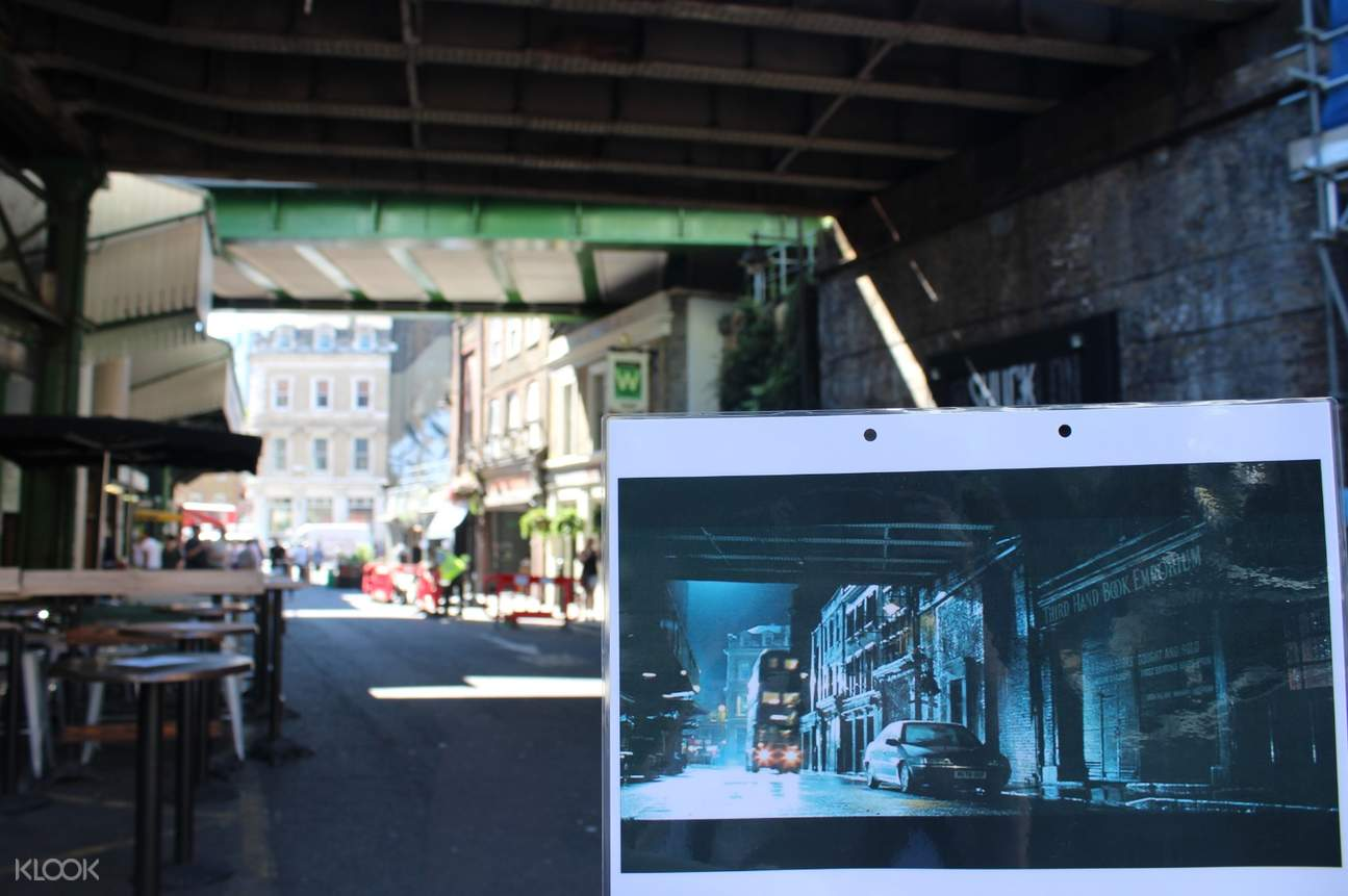 Klook Experience – London Knight Bus film location