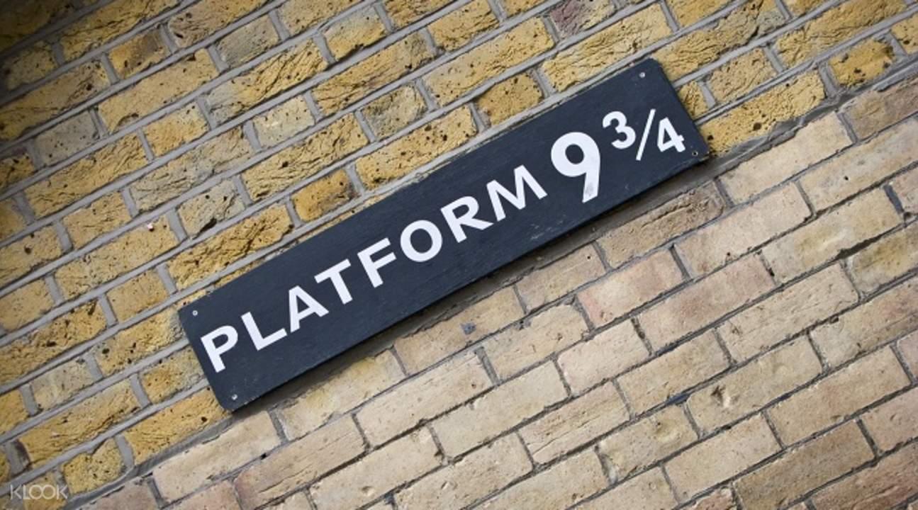 Klook Experience – Platform 9 3/4