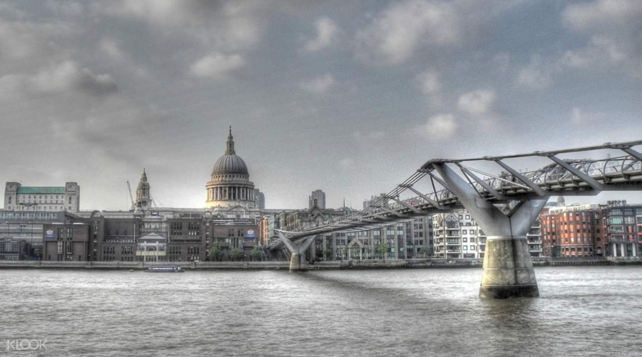 Klook Experience – London tour, Thames River