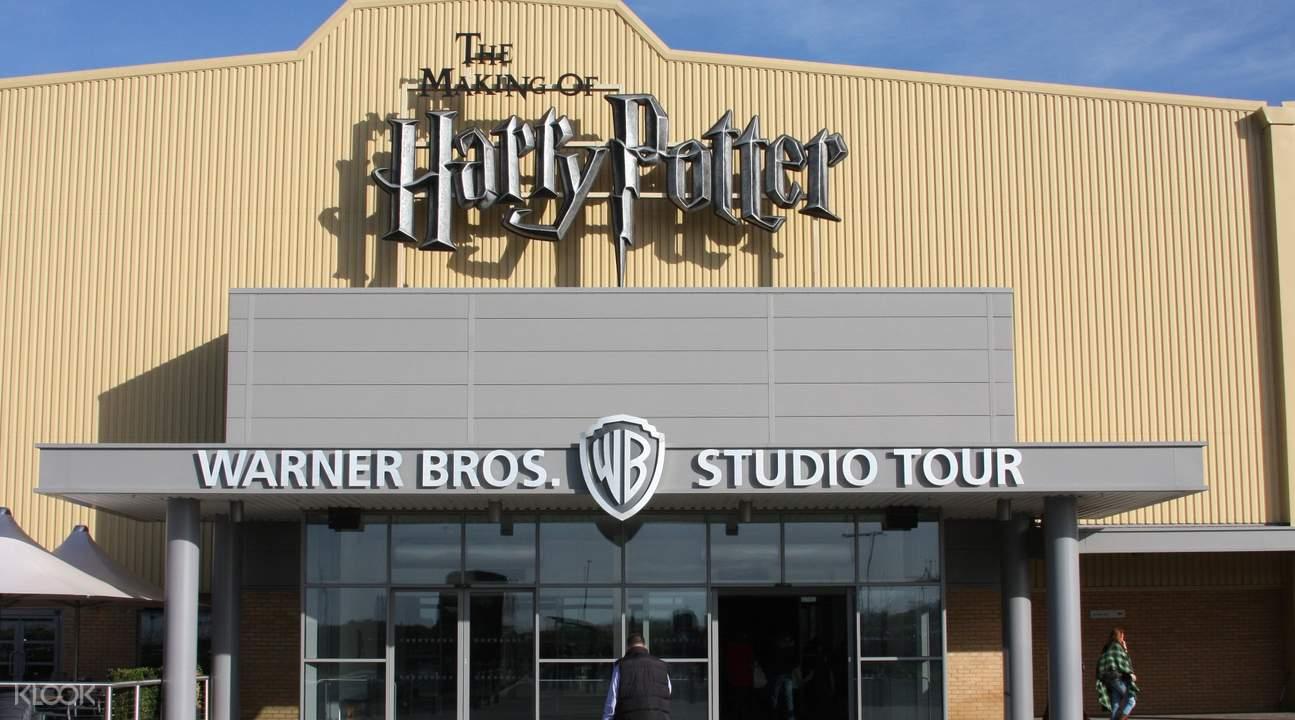 Klook Experience – Warner Bros. Studio Tour