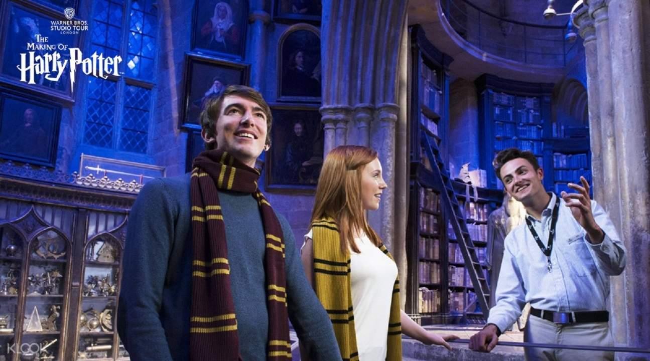 Klook Experience – Warner Bros. Studio Tour, Hogwarts
