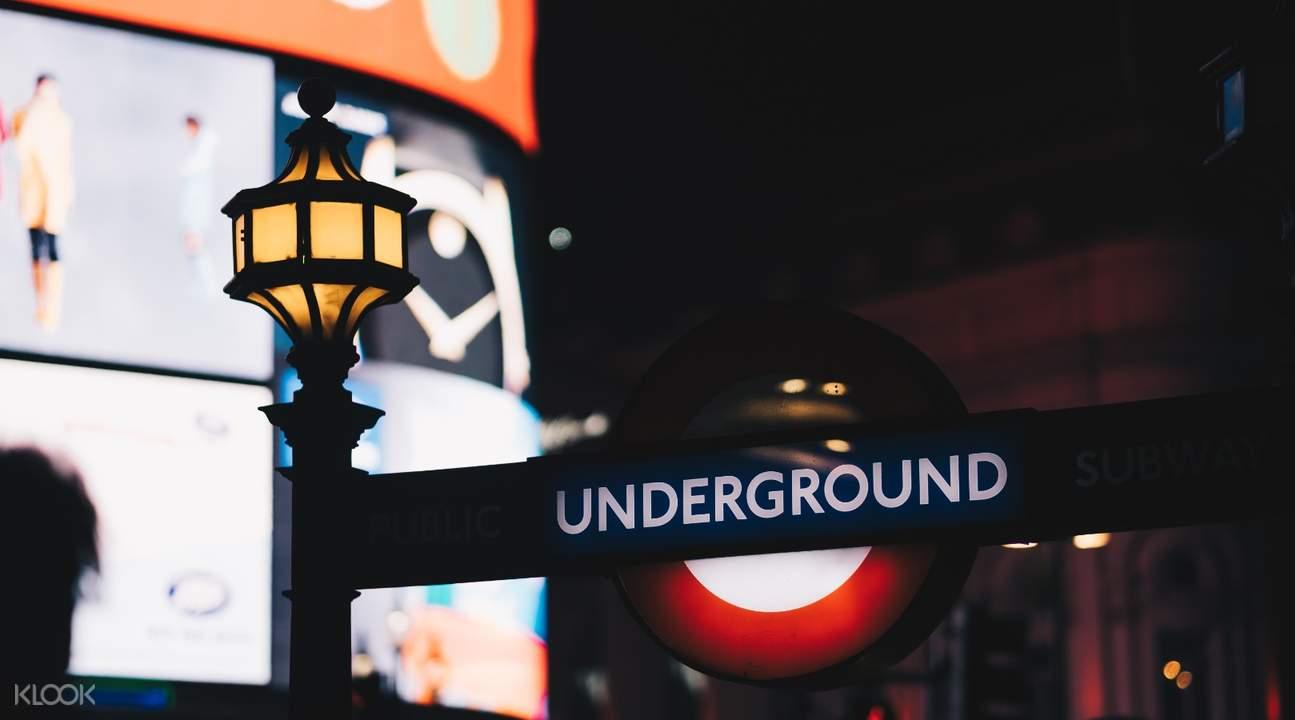 "London ""Harry Potter"" half-day walking tour"