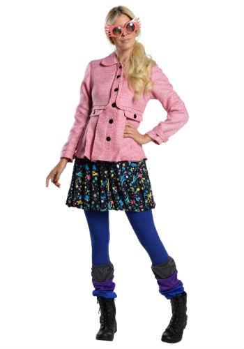 Adult Women's Luna Lovegood Costume (HalloweenCostumes.com)