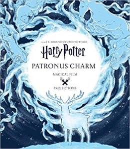 Harry Potter: Magical Film Projections: Patronus Charm Book Cover