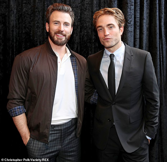 Robert Pattinson and Chris Pratt are nearly too much hot for one picture at the Toronto International Film Festival.