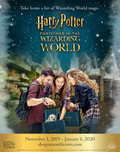 Christmas In The Wizarding World Of Harry Potter 2020 Christmas in the Wizarding World Returns to Utah for One Final