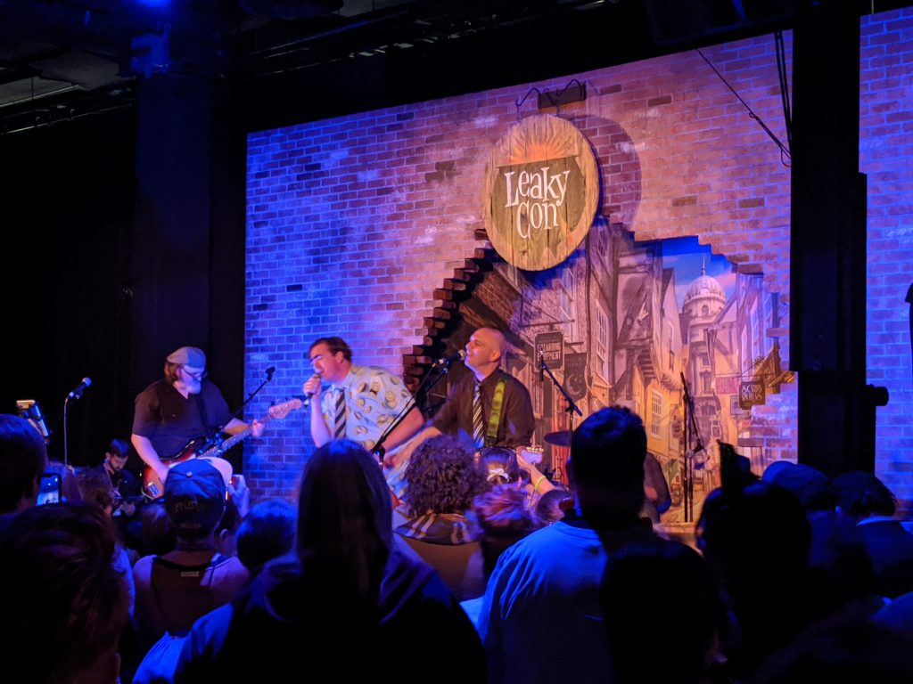 Draco and the Malfoys perform at LeakyCon 10