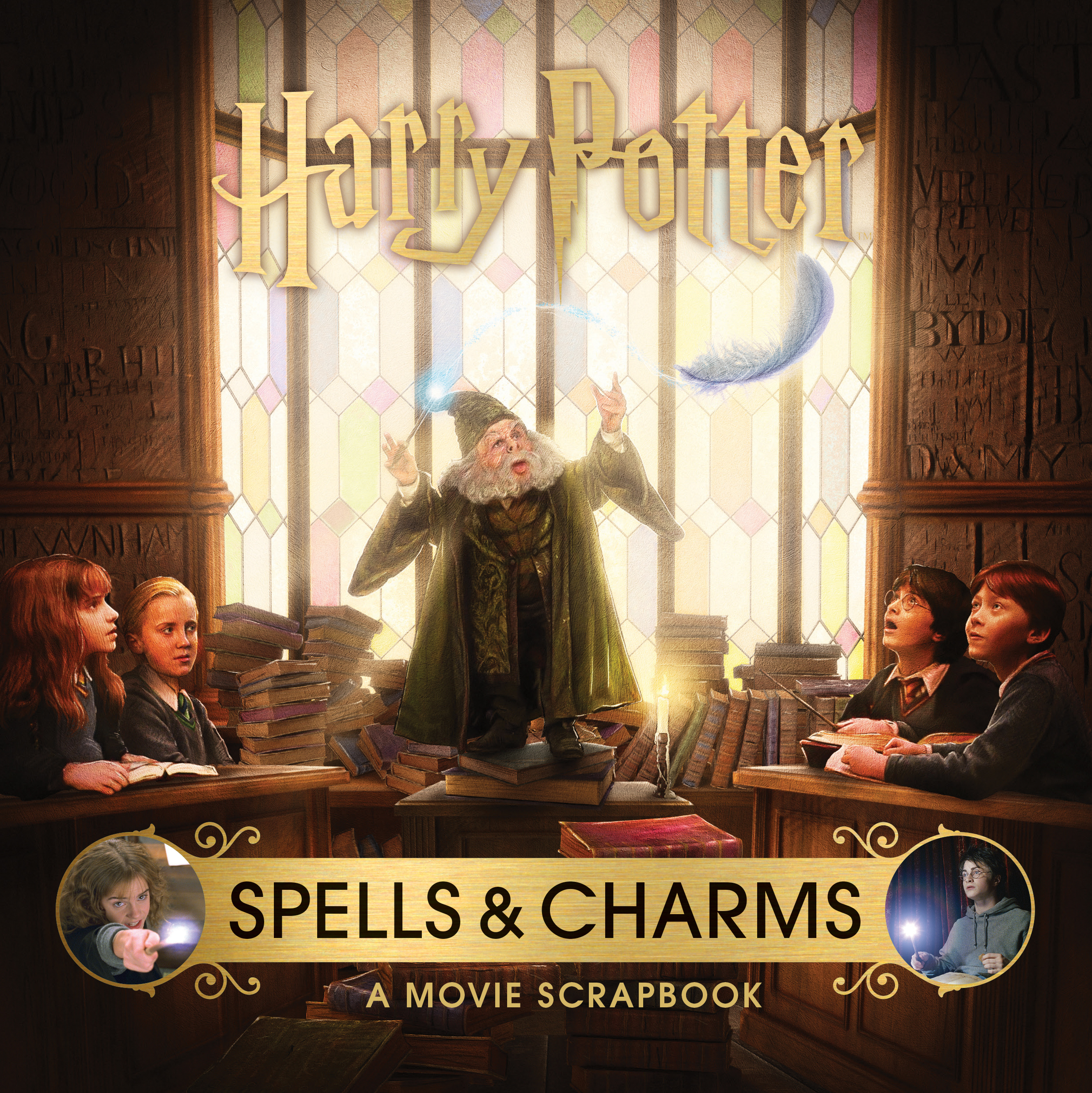 Have you ever wondered about the story and execution behind many of the iconic spells? This book will give you all the magical inside info!
