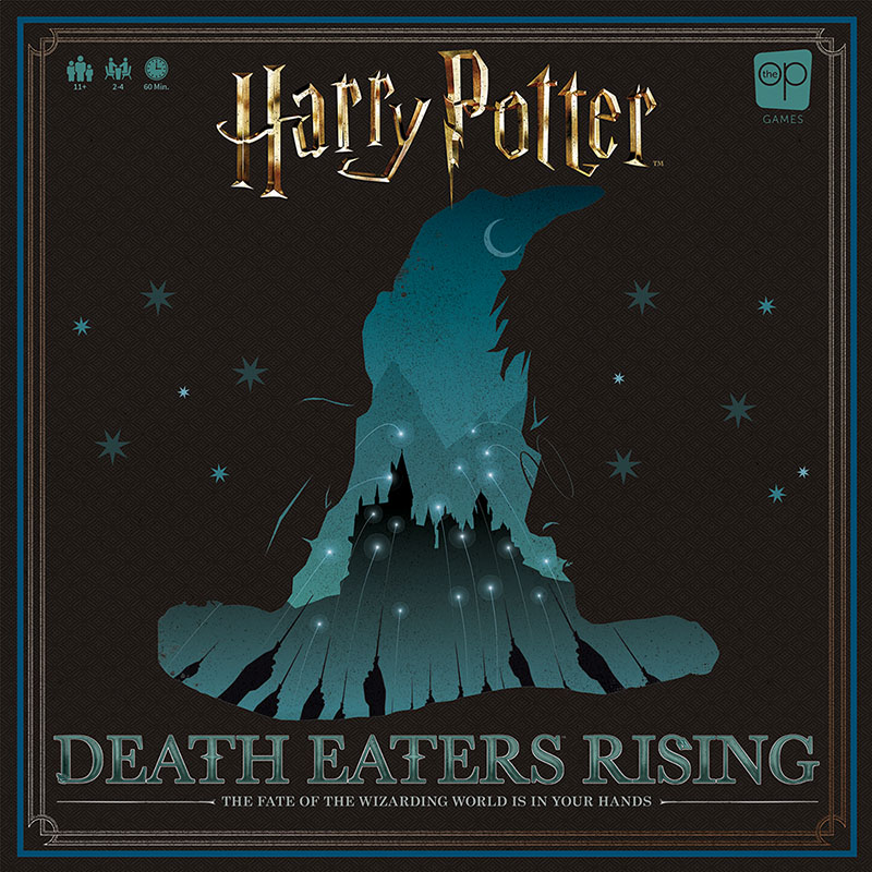 Harry Potter: Death Eaters Rising box lid