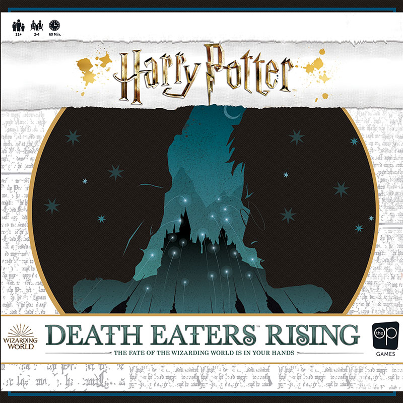 Harry Potter: Death Eaters Rising box sleeve
