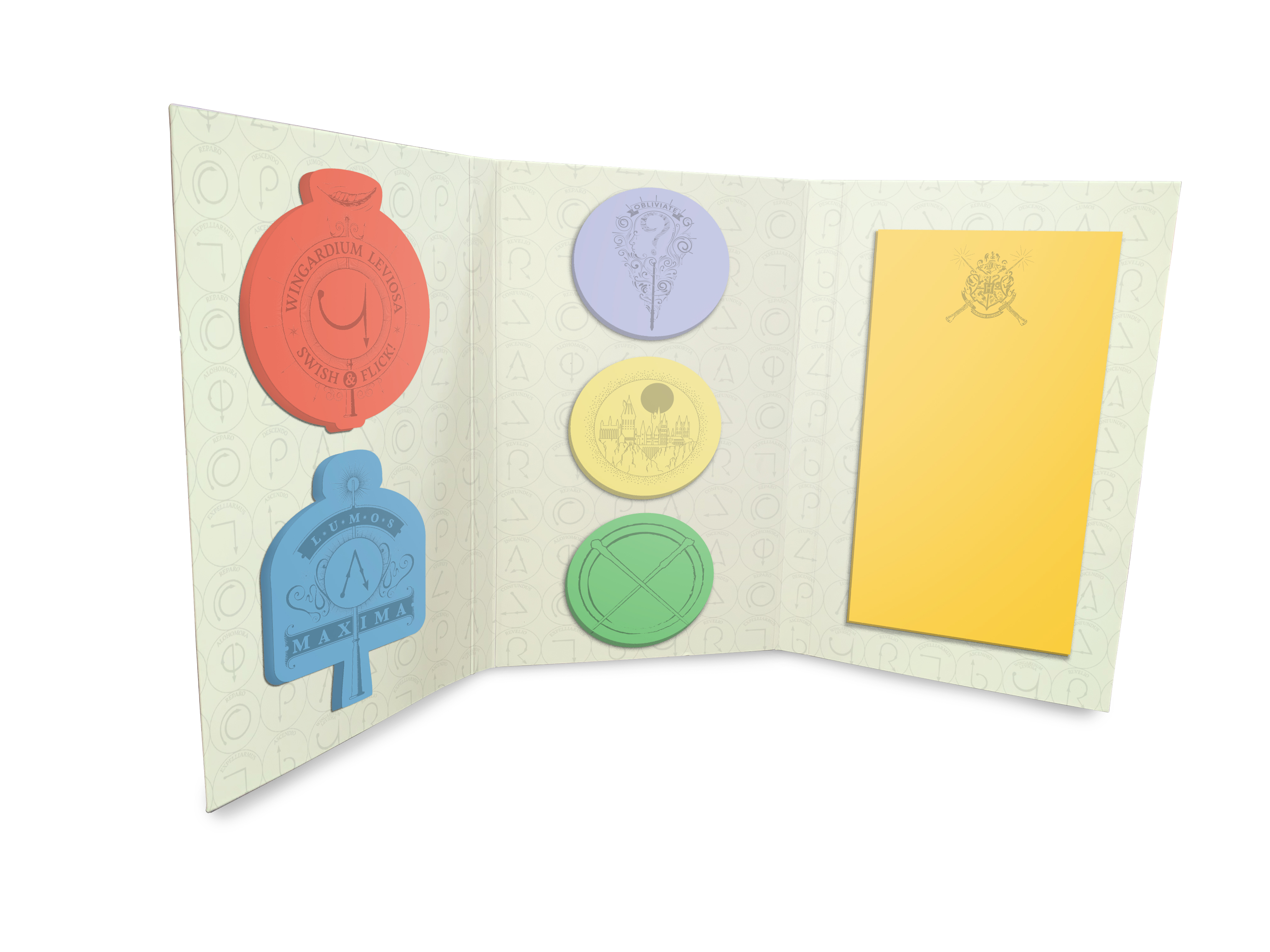 These sticky notes will look adorable along with the new weekly planner.