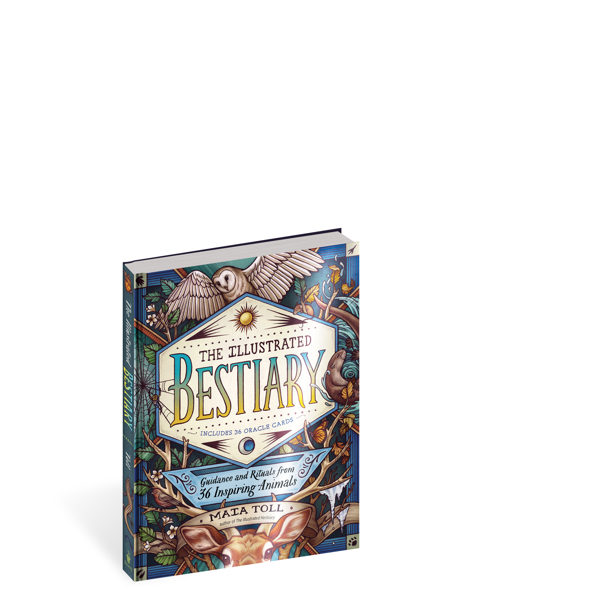 """""""The Illustrated Bestiary"""" 3D"""
