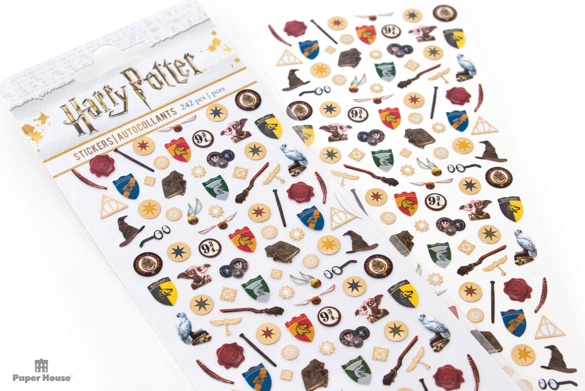 "Paper House Productions – ""Harry Potter"" micro stickers"
