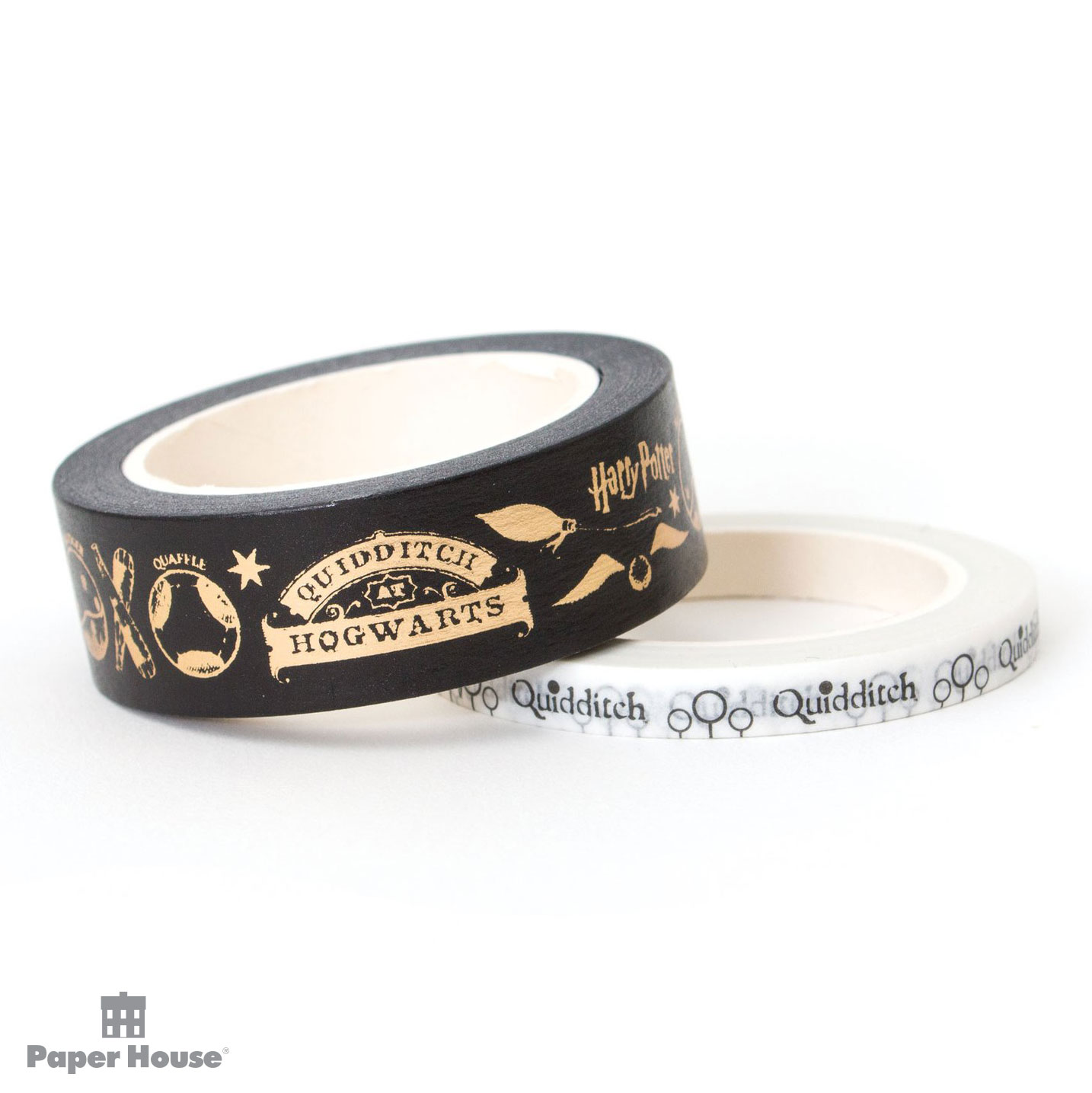 Paper House Productions – Quidditch washi tape