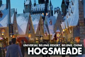 Hogsmeade - Beijing, China