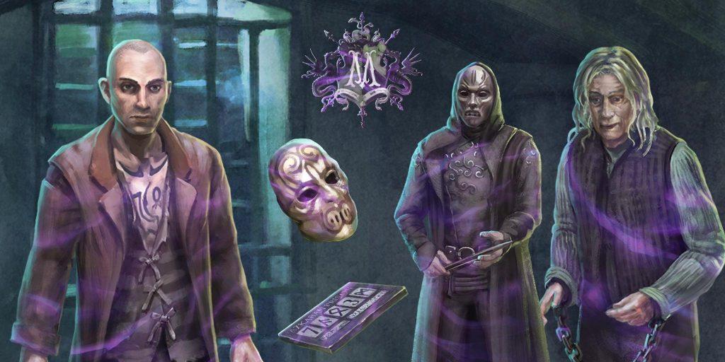 "The ""Harry Potter: Wizards Unite"" Fighting Forces Brilliant Event Part 1 features a Brilliant Death Eater and Brilliant Azkaban Escapee."