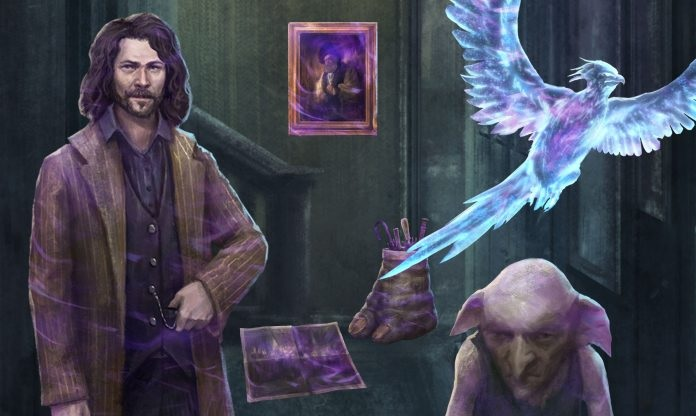 "The ""Harry Potter: Wizards Unite"" Fighting Forces Brilliant Event Part 1 features a Brilliant Sirius Black and Brilliant Phoenix Patronus."