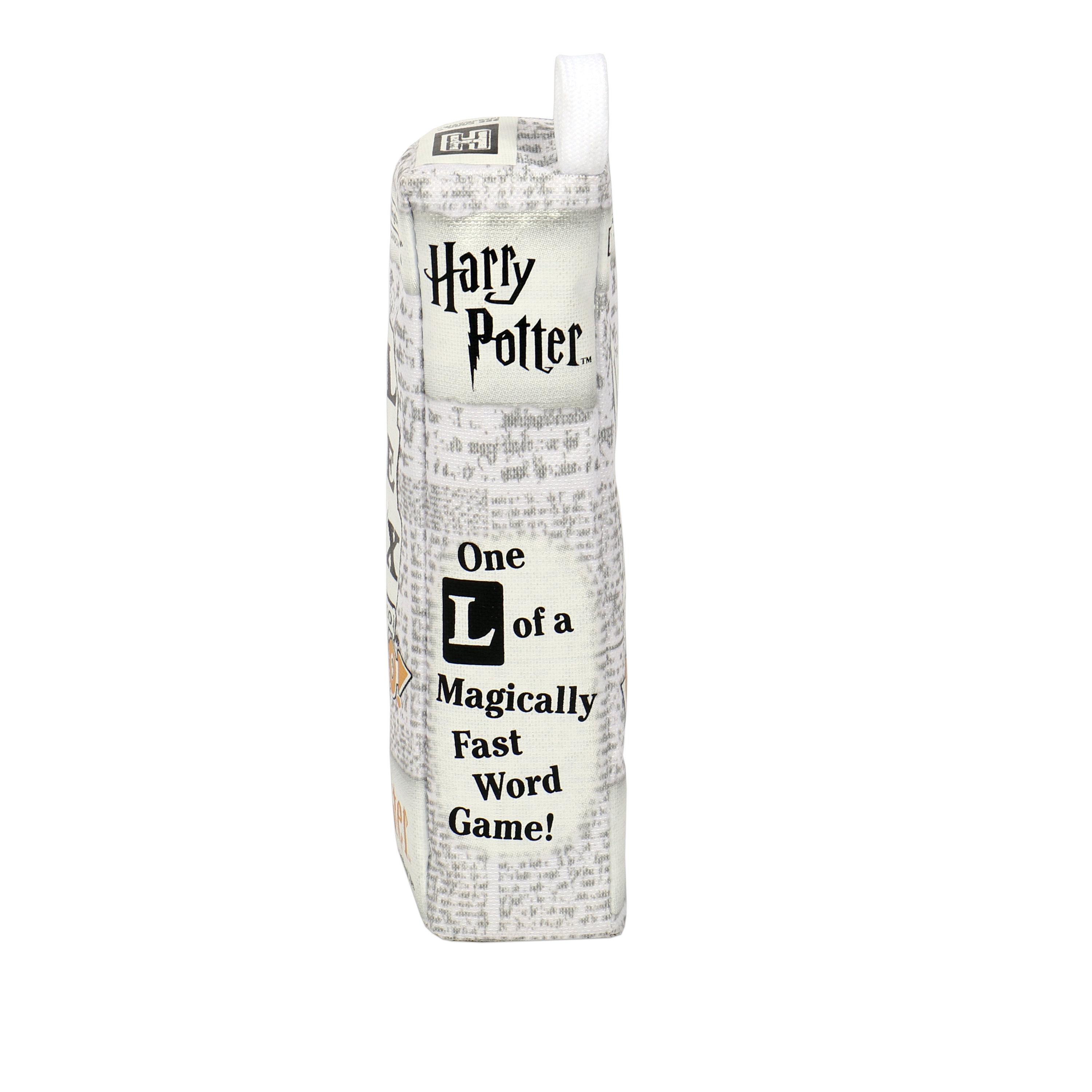 Harry Potter Lexicon GO! back of pouch